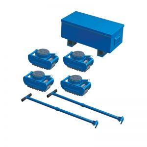 Πατίνια βαρέως τύπου HRS-40-SVD