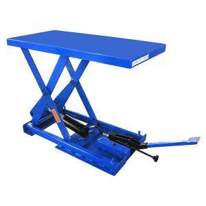 Τραπέζι ανύψωσης ψαλιδιού αντλίας ποδιών FBX50