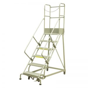 RLC354 βιομηχανικές χαλύβδινες σκάλες